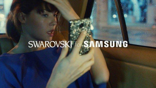 Samsung e Swarovski: è la brillante idea regalo per il prossimo Natale