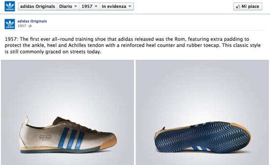 adidas su facebook