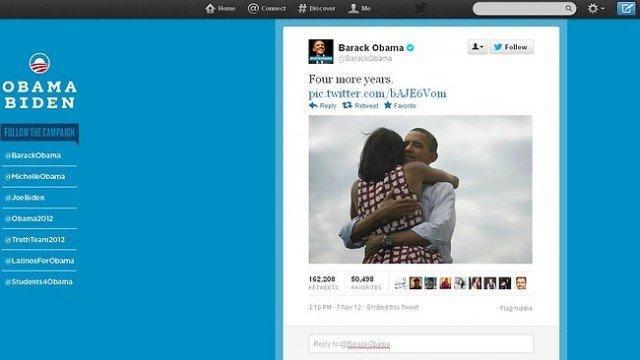 tweet di Obama