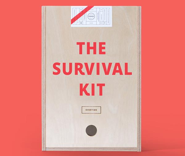 The Survival Kit: creativi, ecco come sopravvivere alla vita d'agenzia