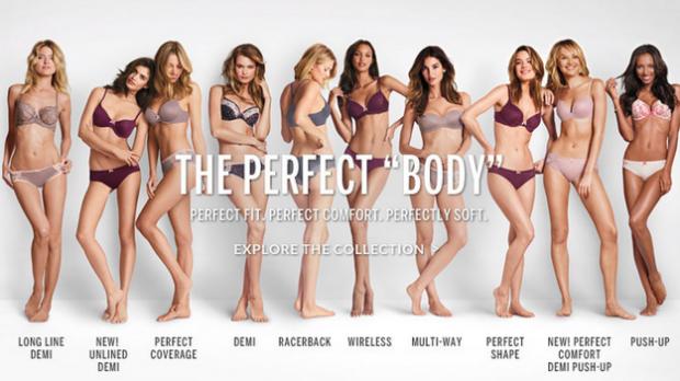 The perfect body: Victoria's Secret alla ricerca della perfezione