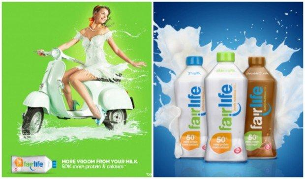 Coca-Cola lancia Fairlife milk: la nuova Milka Cola