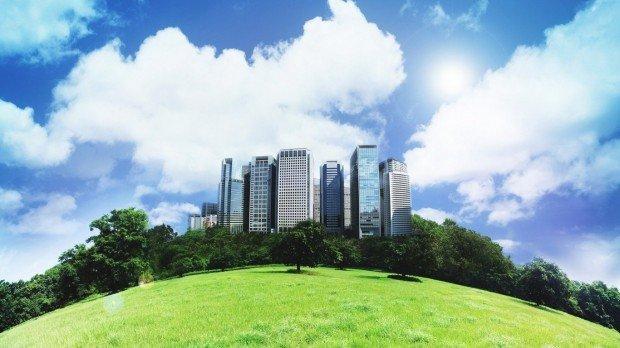 Le dieci città più green del 2014