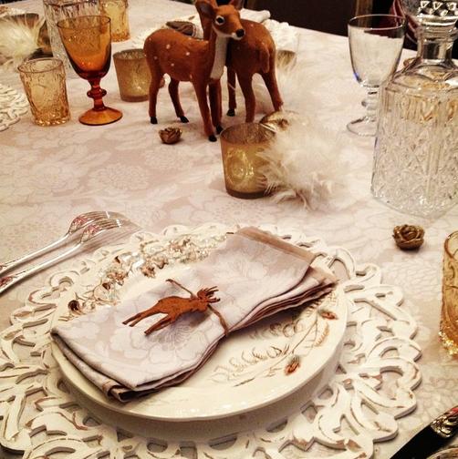 La guida definitiva per instagrammare la tua cena di Natale