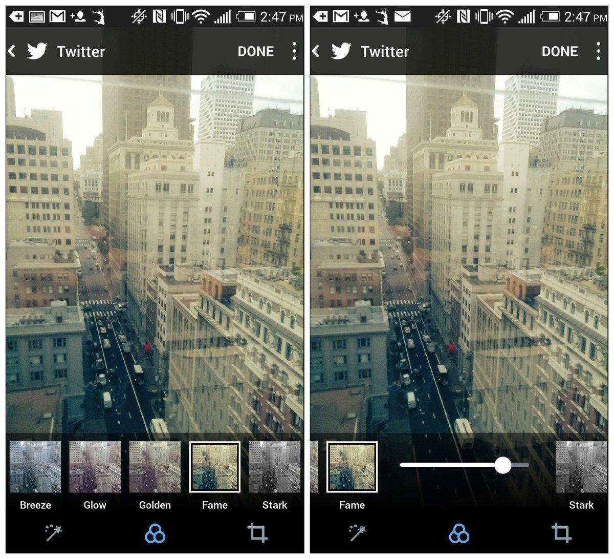 Twitter sempre più simile a Instagram con i nuovi filtri fotografici