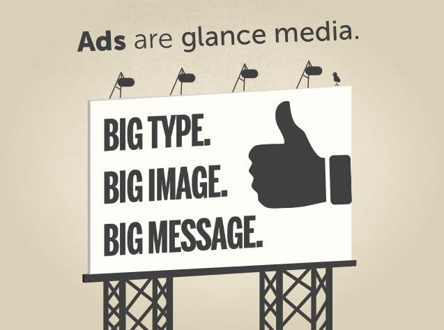 Glance Media: utilizzare i nuovi media digitali per catturare alla prima occhiata