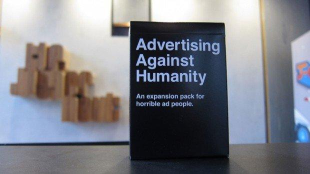 Advertising against Humanity: a Natale i creativi si prendono in giro (per farsi pubblicità)