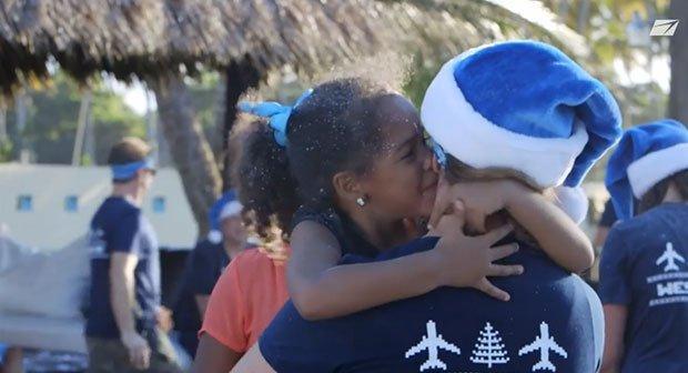 Anche quest'anno si ripete il Miracolo di Natale di WestJet [VIDEO]