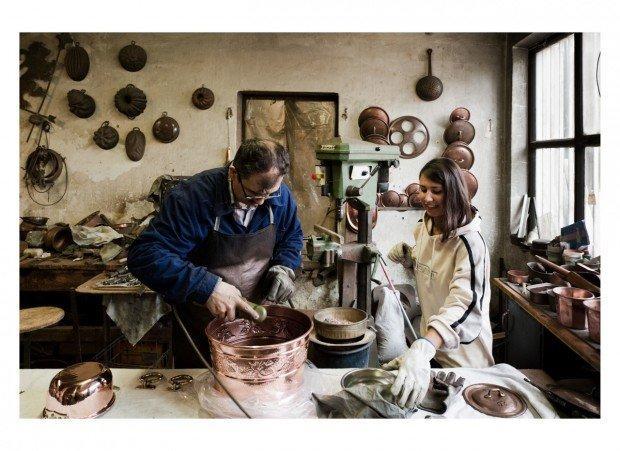 Grazie ad Italian Stories viaggi e incontri i migliori artigiani