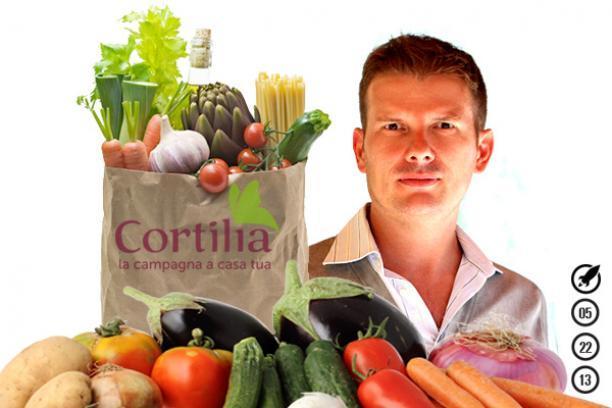 Cortilia: il mercatino bio online conquista la grande città