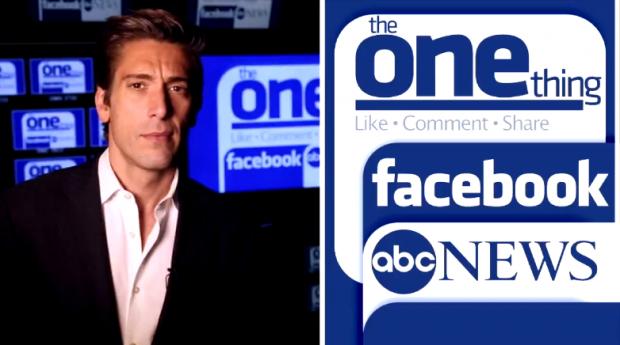 Il broadcast diventa Facecast. Il primo TG esclusivamente su Facebook