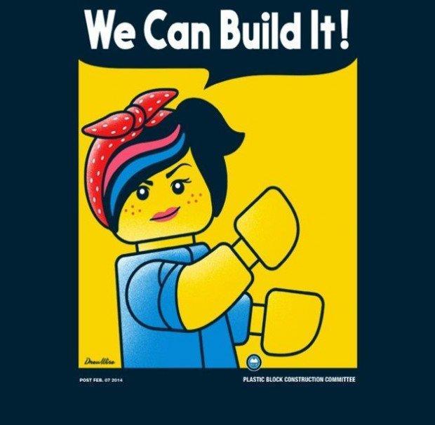 La campagna LEGO per le giovani menti del futuro