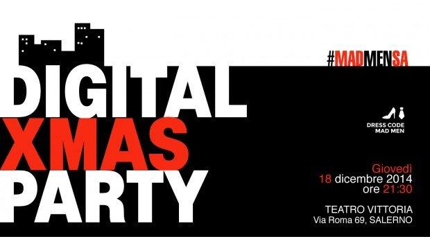 Digital Xmas Party a Salerno: per fare networking e festeggiare insieme [EVENTO]