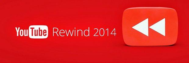 YouTube Rewind 2014: i video più popolari del 2014 in Italia