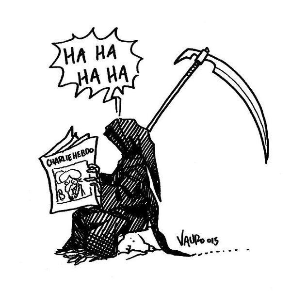 Charlie Hebdo Vauro vignetta