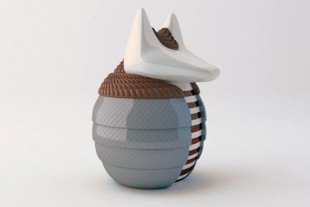 ANIMAlità in mostra negli oggetti di design alla Triennale di Milano