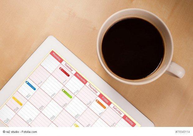 Content calendar: anche un blog ha i suoi buoni propositi