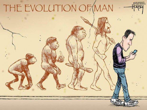 La necessità di cambiare: la sfida del Digital Darwinism