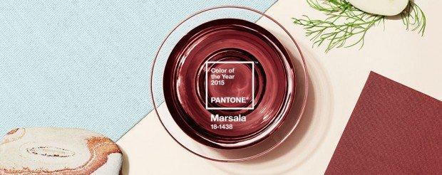 Marsala: le sinestesie cromatiche di Pantone