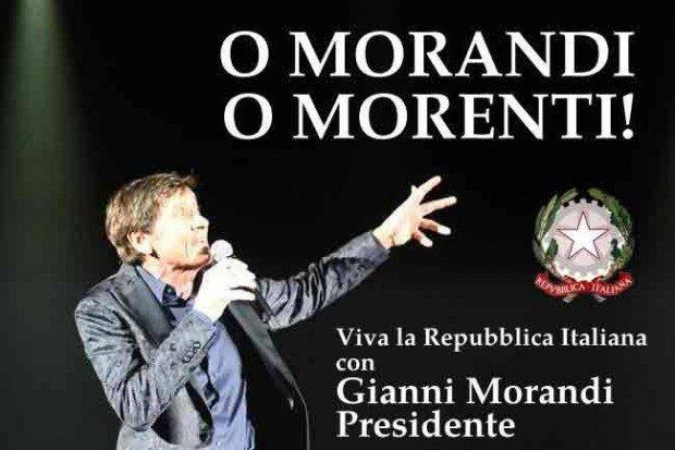 Magalli o Morandi? I social network, la Presidenza e il bisogno di autenticità