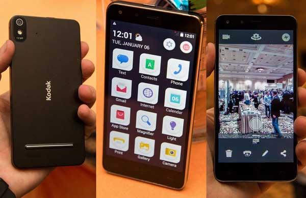 CES 2015: i camera phone Kodak e Zenfone Zoom Asus a confronto