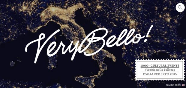 VeryBello: la mappa delle reazioni digitali al sito per l'Expo