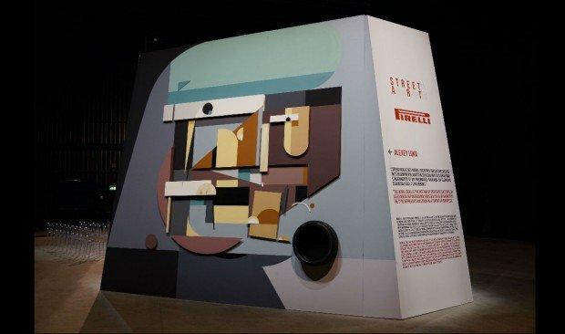 Con Pirelli la street art sgomma nell'Hangar Bicocca!_6