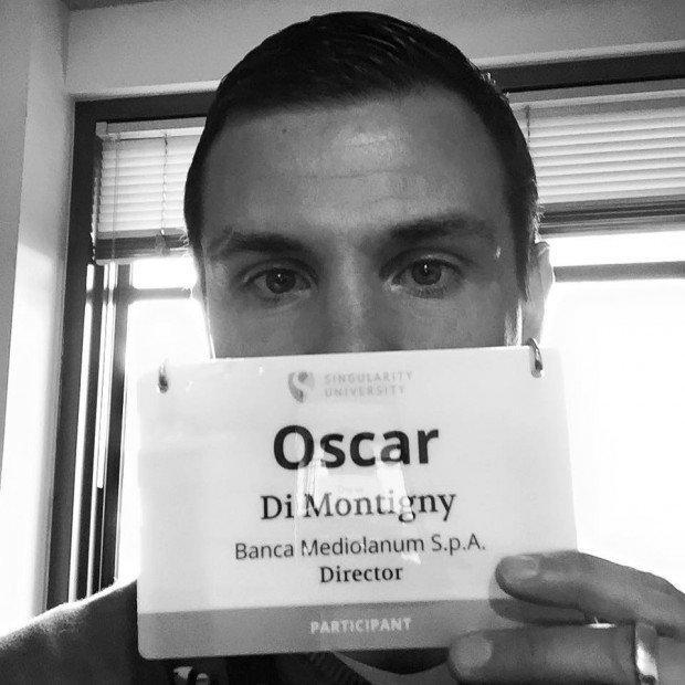 In diretta dalla Silicon Valley: Oscar Di Montigny racconta il futuro del Mondo [WEEK 2]