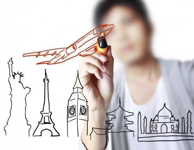 Waynaut, viaggiare in tutto il mondo con un click