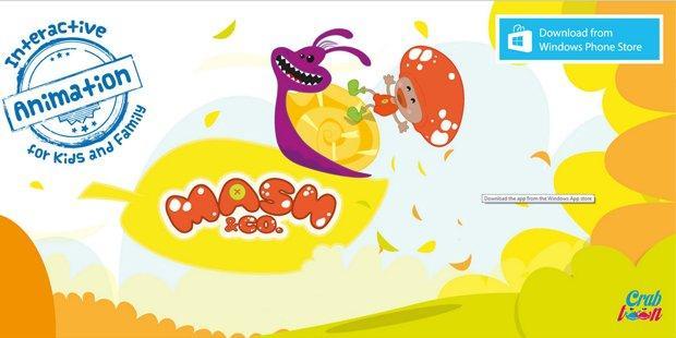 Con Crabtoon la tecnologia è un gioco da bambini