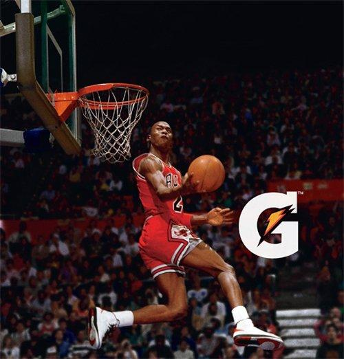 Gatorade rimasterizza 'Be Like Mike', i brand riscoprono il passato