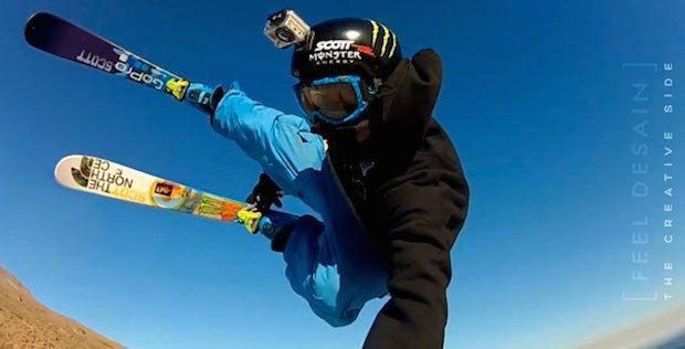 GoPro e action camera cambiano il modo in cui guardiamo lo sport