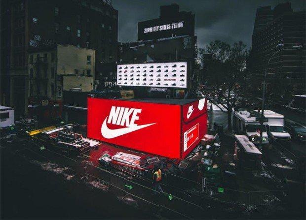 Nike lancia l'app SNKRS, il miglior sneakers store in un palmo di mano