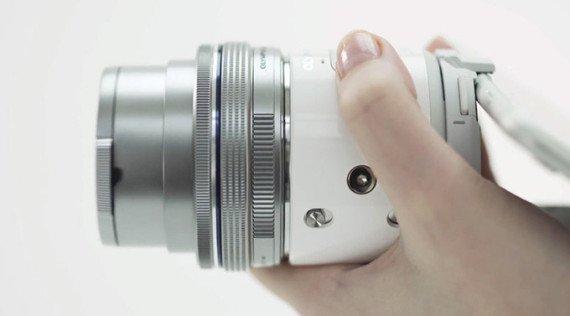 Olympus Air, la fotocamera wireless per il tuo smartphone