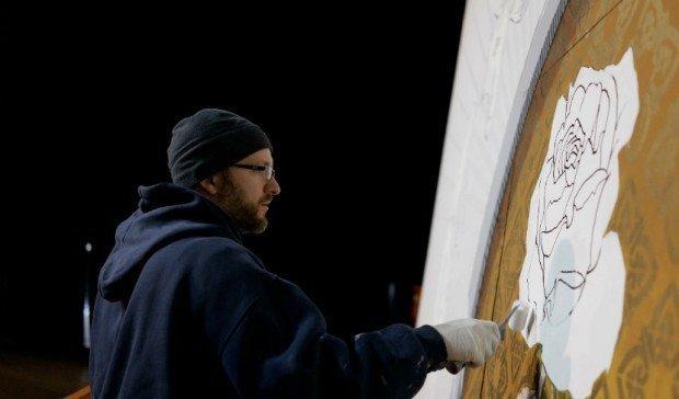 Con Pirelli la street art sgomma nell'Hangar Bicocca!_3