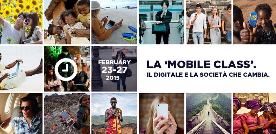 Social Media Week Milano Mobile class