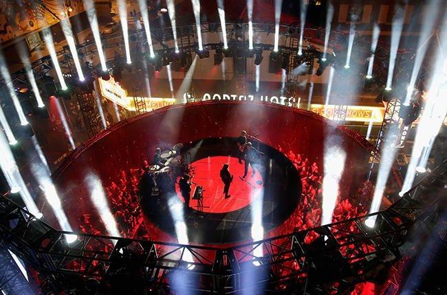 Ai Grammys 2015 l'evento che ha sconvolto Las Vegas