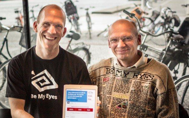 Be My Eyes, l'app per prestare i propri occhi a un non vedente [INTERVISTA]
