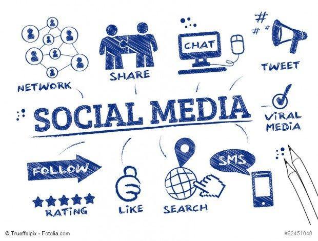 master online social media