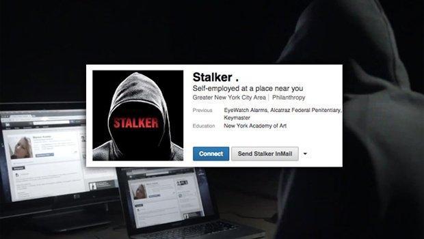 Un falso account Linkedin per promuovere uno show televisivo