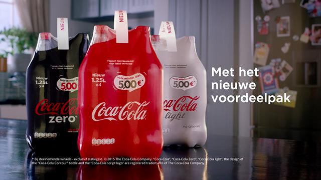 Coca Cola: il formato convenienza che rende speciali i momenti in famiglia