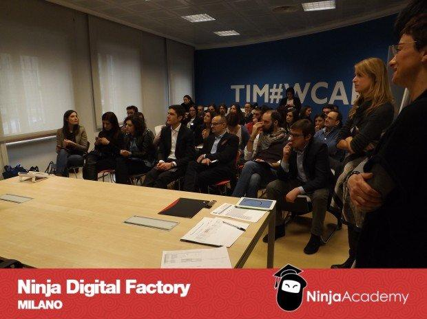 Ninja Digital Factory: l'esperienza raccontata dai vincitori