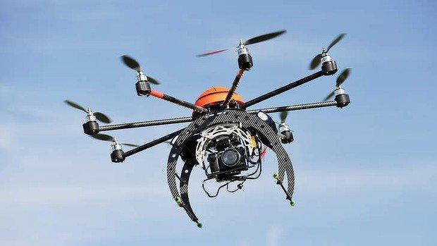 droni a guida autonoma