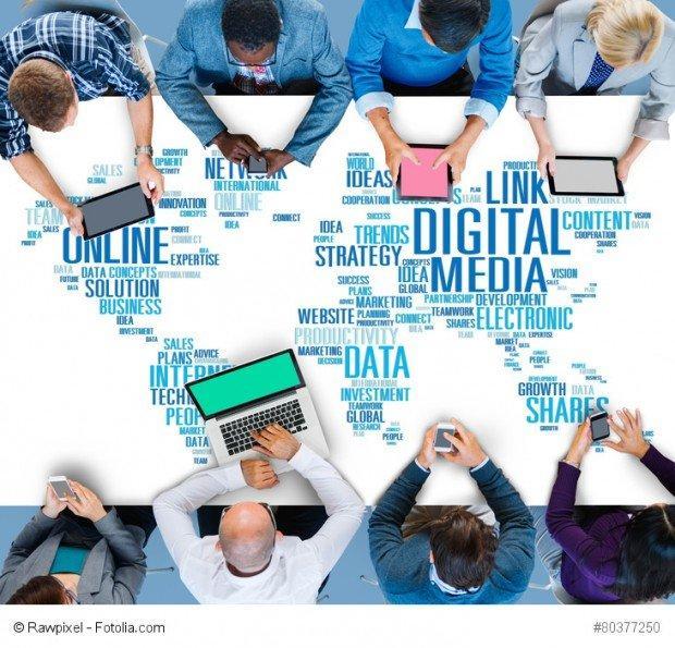 I migliori tool per gestire i contenuti digitali del tuo brand [INFOGRAFICA]