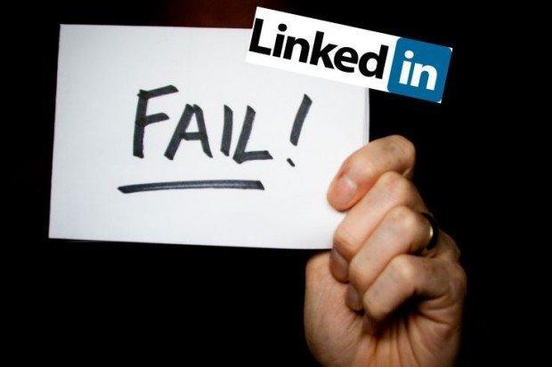 Come NON usare LinkedIn