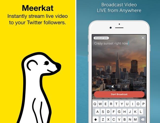 Meerkat o Periscope, ecco i primi brand ad usare il live streaming
