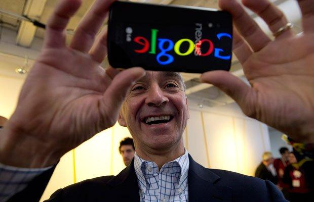 In pensione con stile, dimissioni via Google+ per Patrick Pichette