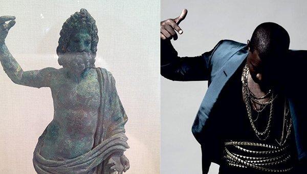 Ritratti di ieri e rapper di oggi: le somiglianze che non ti aspetti