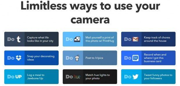 limitless way to limit your camera