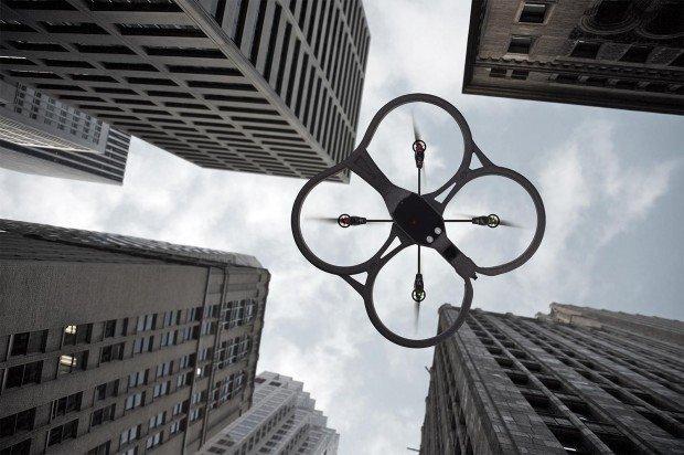 Agricoltura, healthcare, ambiente e sicurezza: il drone, molto più che un giocattolo telecomandato